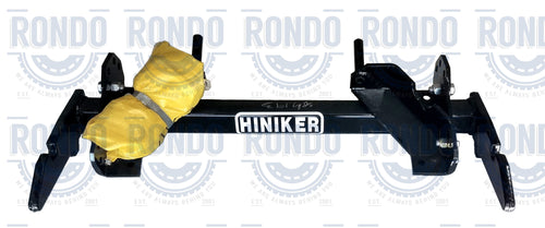 Hiniker Snowplow Mount - Quick Hitch 1 (QH1), 2020+ GM K2500/3500 25014093