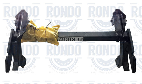 Hiniker Snowplow Mount - Quick Hitch 1 (QH1), 2014-2018 GM/Chevy 1500 25013567