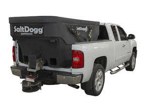 SaltDogg® Poly V-Box 2 Cubic Yard Salt Spreader SHPE2000