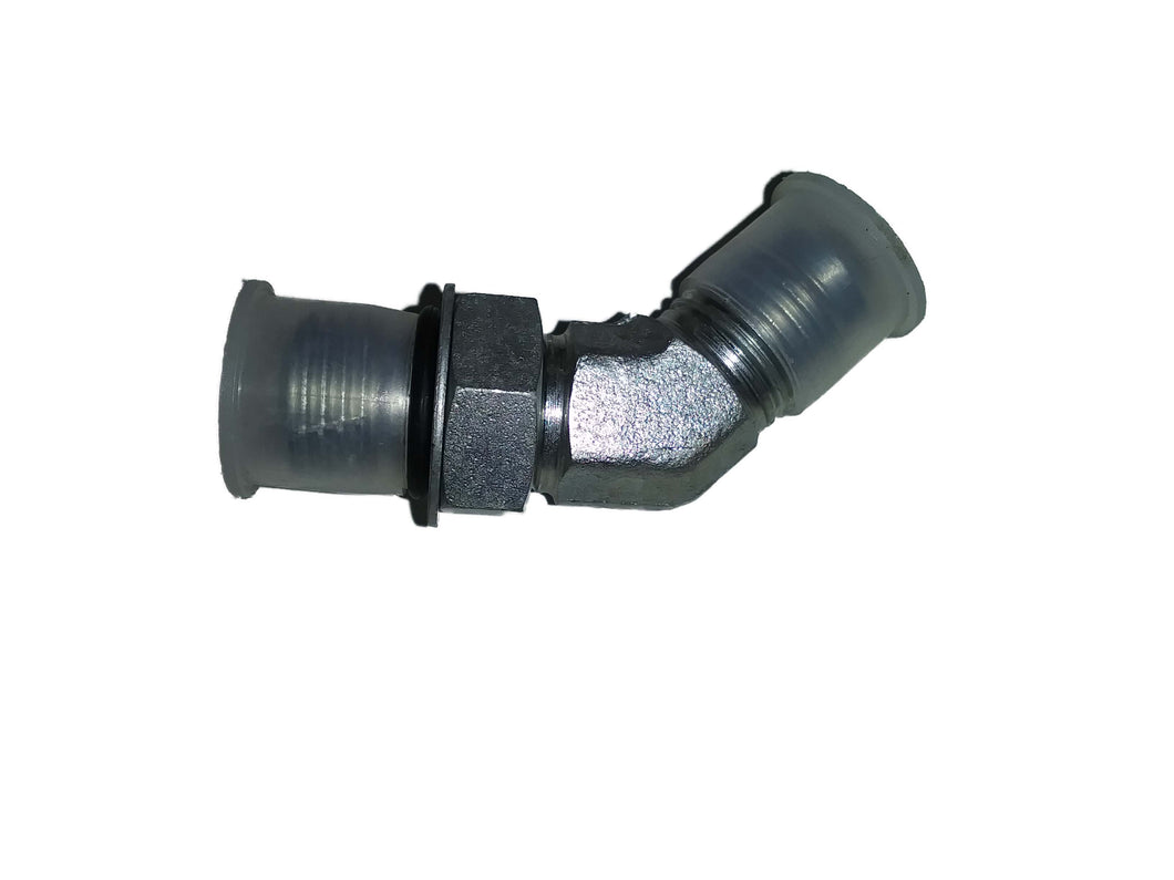 Hydraulic Fitting, 45 Deg., Hiniker, 956-005-023