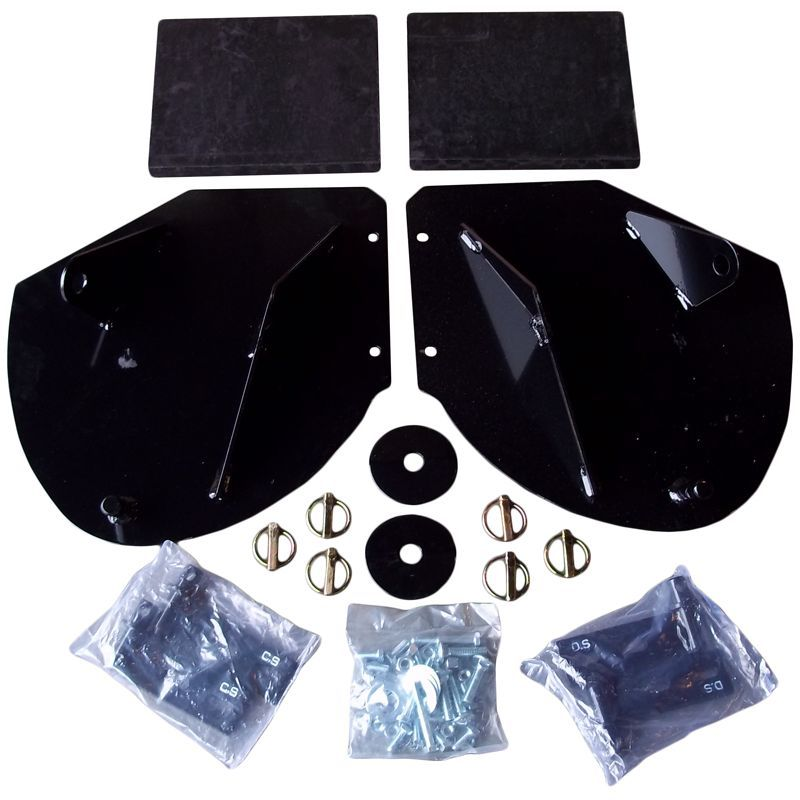 Buyers Pro Wings Snow Plow Extensions (1 Set)