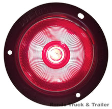"Load image into Gallery viewer, Peterson Trailer Taillight - Red Incandescent - 5.5"" Round - 425-3"