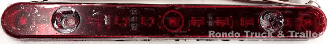 Trailer Identification Light Bar - Red LED - 221-4400