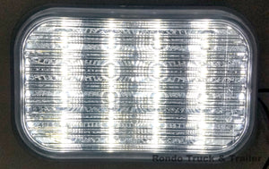 Trailer Back Up/Reverse Light -White LED - 8100827