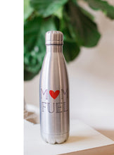 "Load image into Gallery viewer, ""Mom Fuel"" Stainless Steel Bottle"