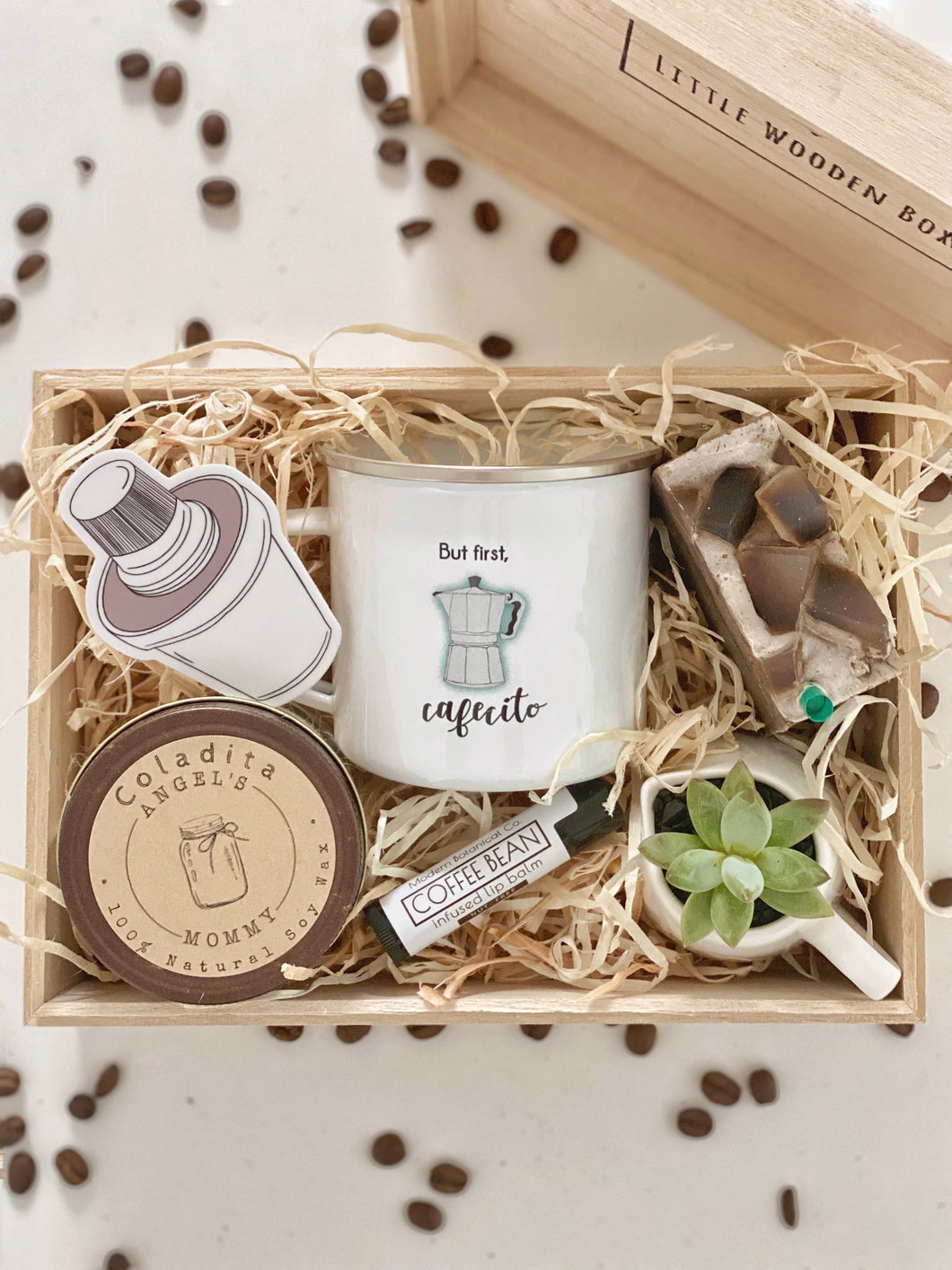Little Cafecito Box