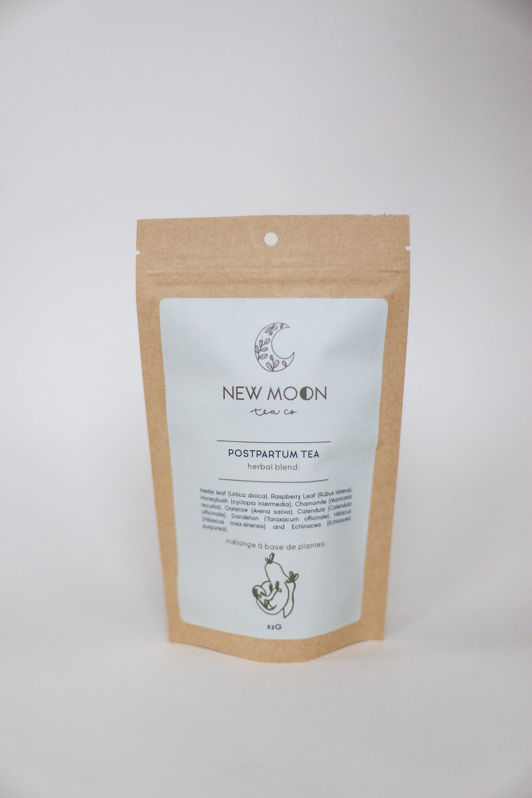Post Partum Tea by New Moon Tea Co.