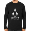 Image of Assassin's Creed Logo Full Sleeve Black