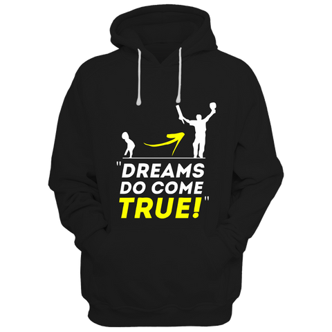 CRIC 12- Dreams Do Come True -Hoodie-Black