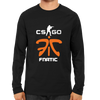 Image of CS GO Fnatic Full Sleeve Black