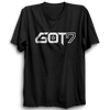 Image of GOT7 -Half Sleeve Black
