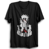 Image of Naruto Jiraya Half Sleeve Black