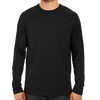 Image of Men's Basic Plain Black Full Sleeve