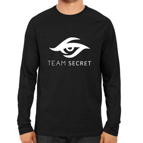 Team Secret Full Sleeve Black