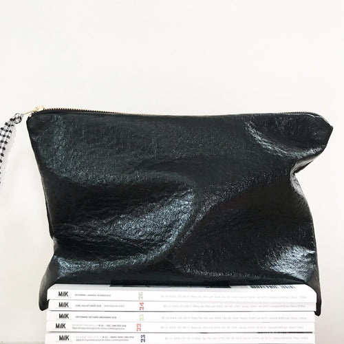 Pochette Minus Bubble Black