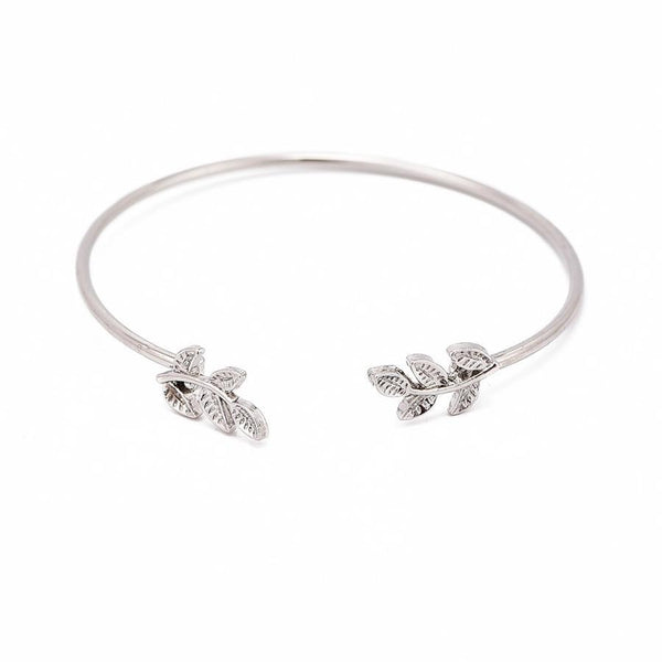 Fashion personality cute leaf bracelet bracelet set