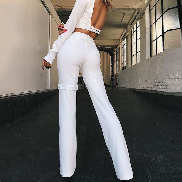 Casual Sexy High Waist   Slim Show Thin Elasticity Pencil Pants