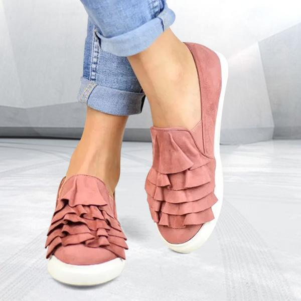 Canvas Vintage Casual Flat Shoes
