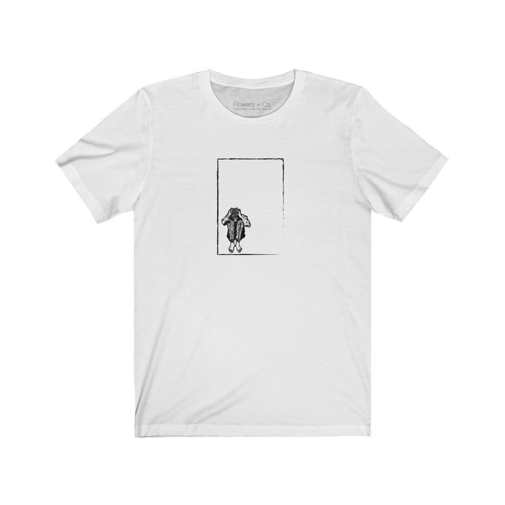 """A Portrait of Love"" Tee Shirt"