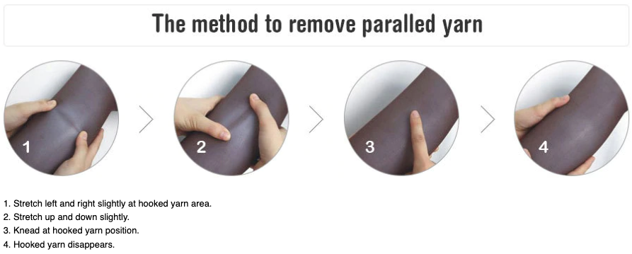 How To Remove Parallel Yarn