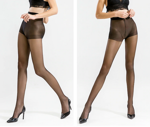 Semi Opaque Indestructible Stockings - 30D