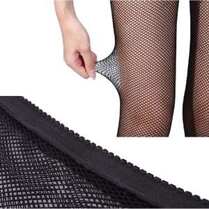 Indestructible Fishnet Stockings