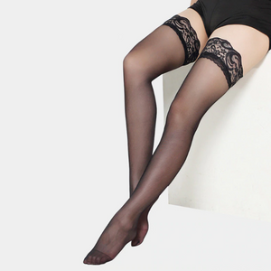 Thigh High Indestructible Stockings - 20D