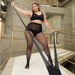 Sheer Indestructible Stockings - 15D