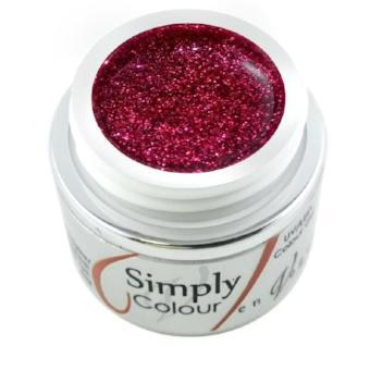Simply Glitter Gel- 360 HOT
