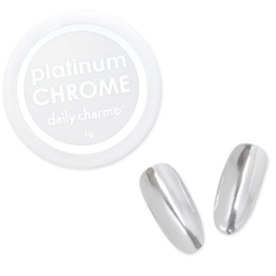 Mirror Platinum Chrome Powder