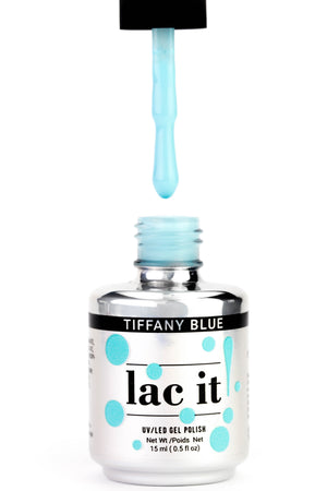 Lac It! Tiffany Blue