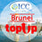 ICC-Top Up-【Brunei 1- 30 Days】Unlimited data Plan