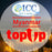 ICC-Top Up-【Myanmar 1- 30 Days】Unlimited data Plan
