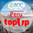 ICC-Top Up- Peru 1- 30 Days Unlimited Data