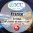 ICC SIM Card - France 14 Days 8GB/20GB 4G Data + Local Call + Int'l Call