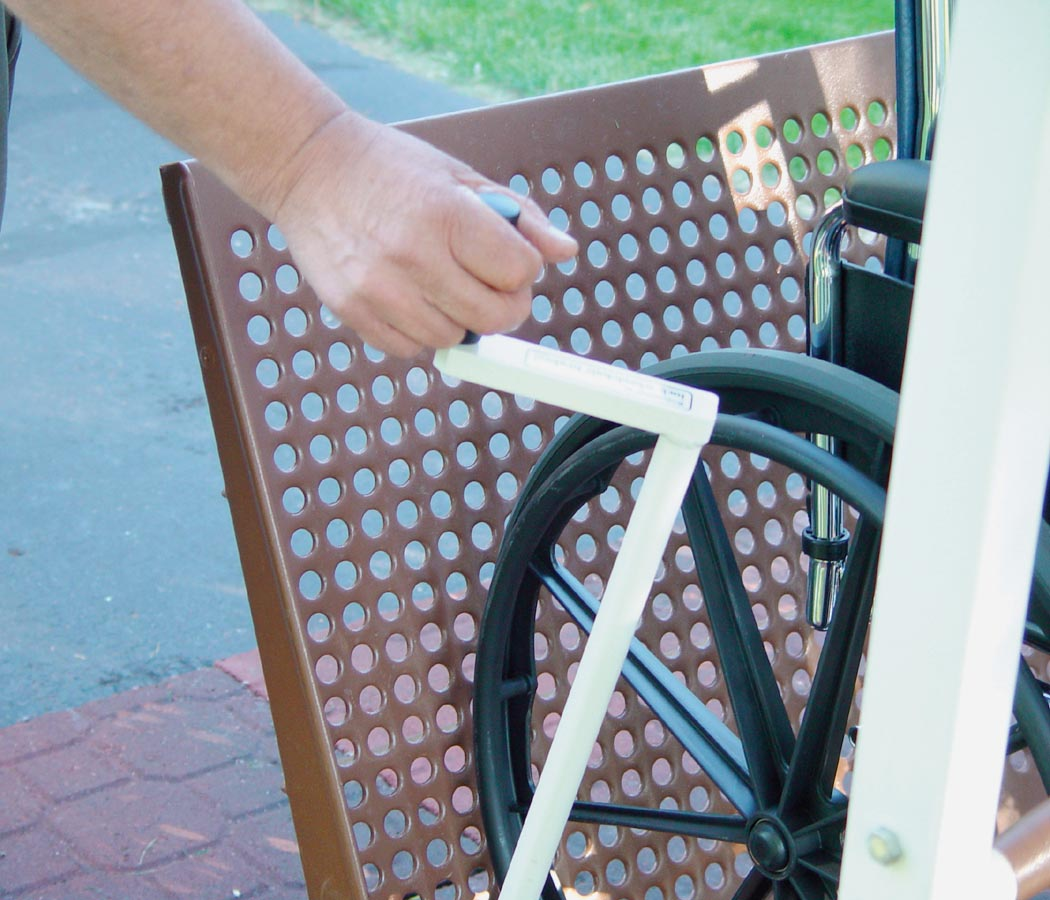 WhisperGLIDE Wheelchair Accessible