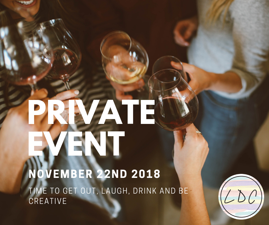 PRIVATE EVENT - NOVEMBER 22