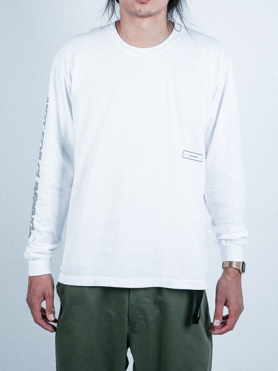 ALTERED OBJECT : L/S TEE