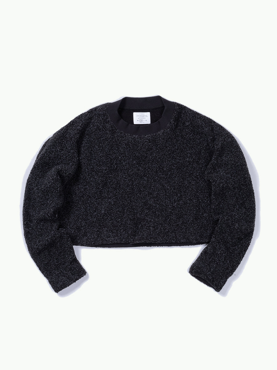 MS-103 Pile Fleece (Cropped)