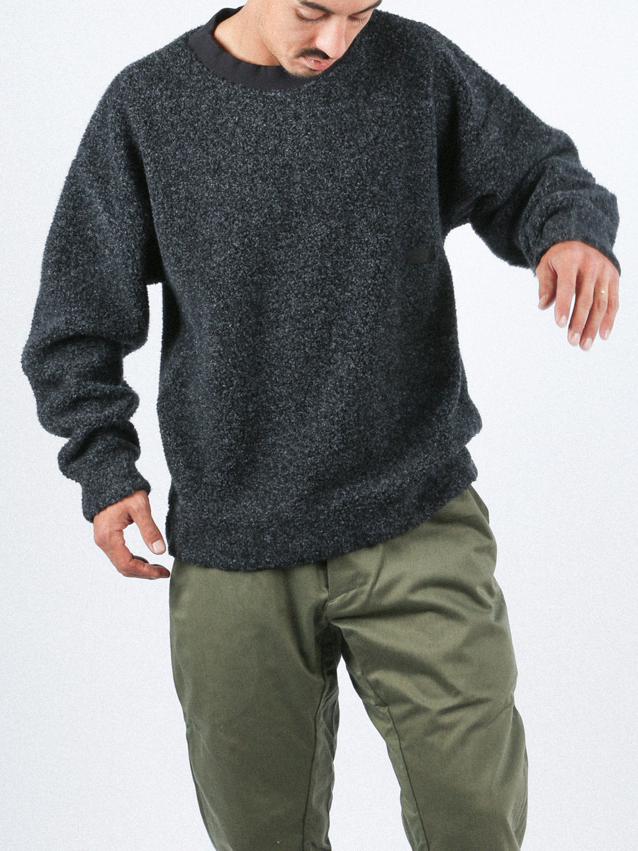 MS-103 Shirt, Crewneck Sherpa Fleece  (Standard)