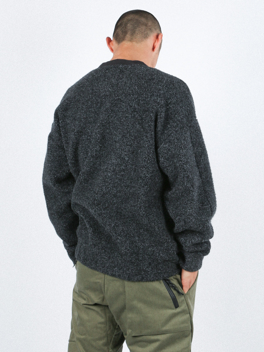 MS-103 Shirt Pile Fleece (Standard)