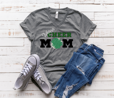 Wolves Cheer Mom - KandiSparklez