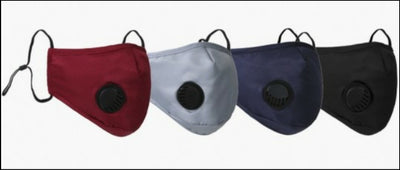 N95 Cotton Mask - Includes 2 Filters - KandiSparklez
