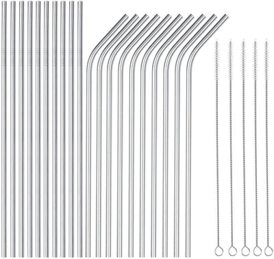 Stainless Steel Straw or Brush Cleaner - KandiSparklez