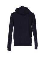 New Balance Dark Blue Zipped Fleece Hoodie