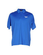 Speedo Blue Short Sleeve Polo Shirt
