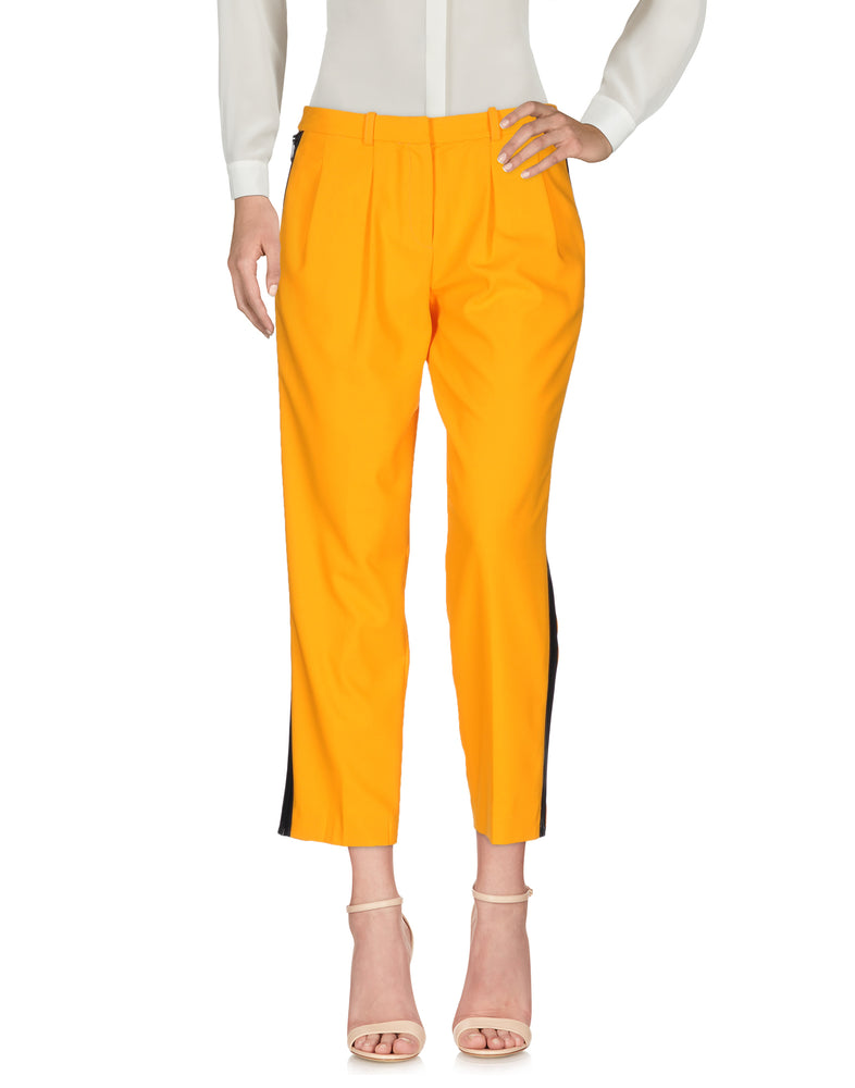 Michael Kors Apricot Straight Leg Tailored Trousers