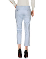 Mauro Grifoni Sky Blue Straight Leg Tailored Trousers
