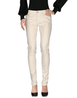 Dondup Ivory Regular Fit Casual Trousers