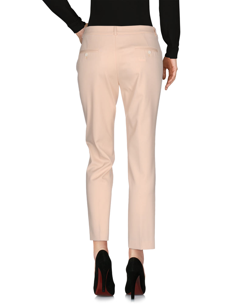 Michael Kors Light Pink Slim Fit Trousers